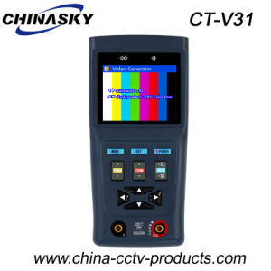 "2.8"" LCD Display PTZ Camera Tester with Digital Multimeter (CT-V31) pictures & photos"