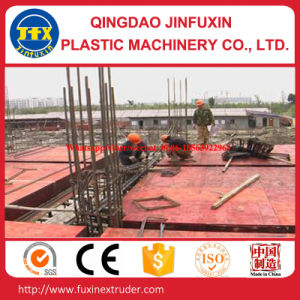 PVC Construction Crust Foam Plate Extrusion Line pictures & photos