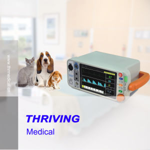 Multi-Parameter Veterinary Vital Signs Monitor pictures & photos