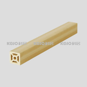 Waterproof Wood Plastic Composite WPC Decorative Profile (PF-1616) pictures & photos
