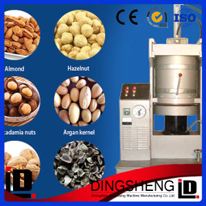 High Quality of Automatic Hydraulic Coffee Bean Oil Expeller pictures & photos