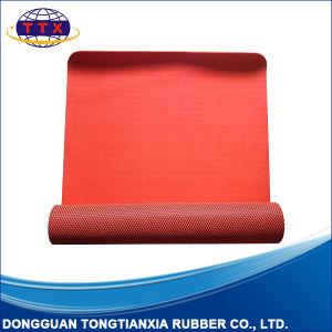 Custom Anti-Slip Nature Rubber Yoga Mat pictures & photos