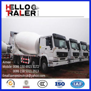 HOWO 6X4 12m3 Concrete Mixer Truck pictures & photos