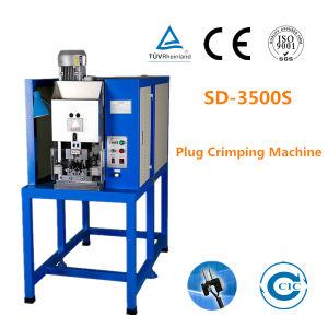 3 Pins Crimping Machine Power Plug