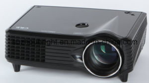 Multimedia Functions LCD Projector Portable LED Projector pictures & photos
