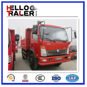 Sinotruk 8 Ton 4X2 Mini Dump Truck pictures & photos