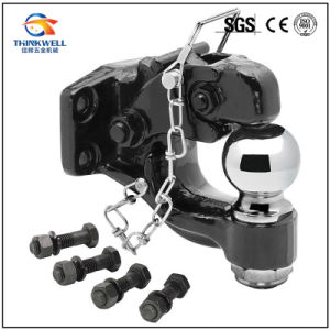 Drop Forged Trailer Hitch Towing Pintle Hook pictures & photos