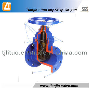 Water Pipe Gate Valve 3 Inch pictures & photos