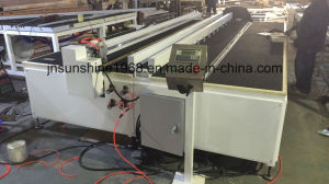 EVA/ PVB Laminated Glass Cutting Machine, Laminated Glass Cutting Table pictures & photos