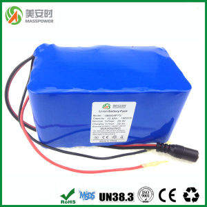 SANYO Cells 24V 10ah Li-ion Battery Pack pictures & photos