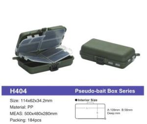 Fishing Tacke Box H404 pictures & photos