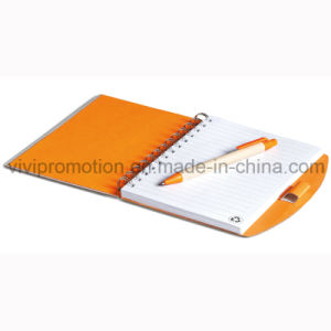 Custom Spiral Binding Notebook Printing for Promotion Gift (SNB101A) pictures & photos
