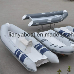 Liya 2.4-4m Rib Inflatable Boat Manufacturer Inflatable Tender Dinghy Boat pictures & photos