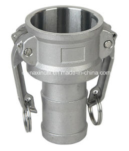 Ss 304/316 Hose Fitting Quick Coupling pictures & photos