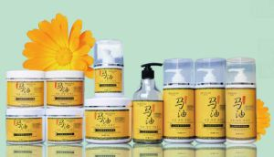 Horse Oil Brightening Nourshing Massage Bady and Face Cream pictures & photos
