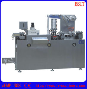Flat-Plate Automatic Alu-PVC Blister Packing Machine (DPP-140) pictures & photos