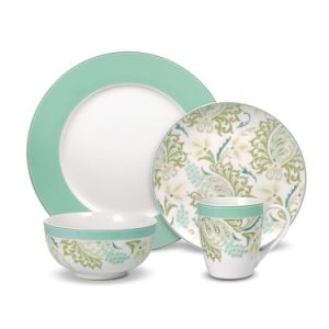 Sketch Paisley Ceramic Dinner Set for Sublimation pictures & photos