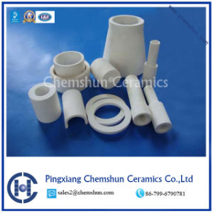 Chemshun Alumina Ceramic Pipes (Tubes, Bends, Elbows, Rings) Supplier pictures & photos