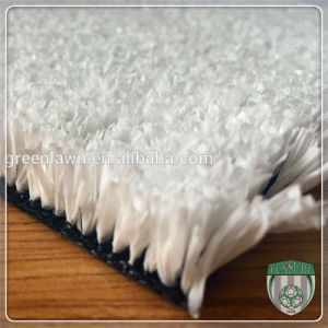 PP Fibrillated White Skiing Slope Artificial Synthetic Grass pictures & photos