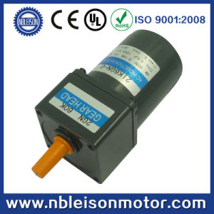 60mm 6W 110V 220V AC Gear Motor pictures & photos