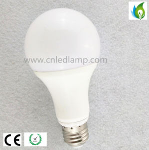 E27/E26 A67 18W LED Globe Bulb with White Aluminum Radiator and Milky PC Cover Dimmable and 2700k pictures & photos