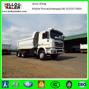 SHACMAN 6X4 336HP 50ton Tipper Truck for Sale pictures & photos
