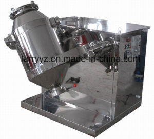 Syh-50 Three Dimensional Blending Machine & Mixer & Blender & Mixing Machine pictures & photos
