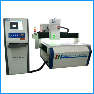 Hot Sale, 3D Laser Glass Engraving Machine Hsgp-1280 with Competitive Price pictures & photos