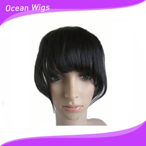 100% Human Hair Remy Hair Fringe pictures & photos