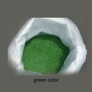 Green Color Glass Beads for Decoration pictures & photos
