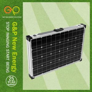 G&P 120W 2 Folding Solar Panel pictures & photos