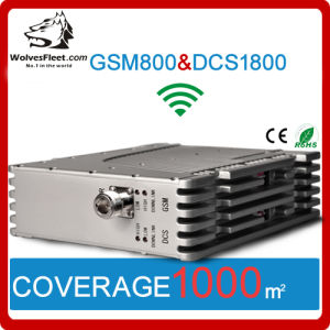 WiFi Dual Band GSM/Dcs Cellular Repeater pictures & photos