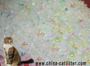 High Absorption OEM Silica Gel Cat Litter