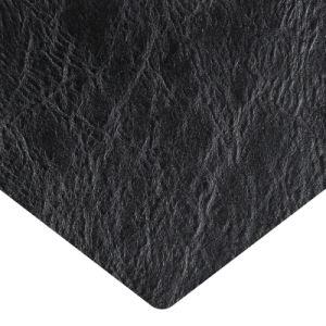 Black PVC Leather pictures & photos