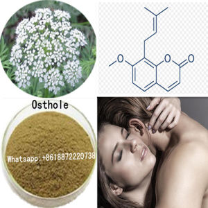 Sex Enhancer Powder Osthole 484-12-8 for Anti-Inflammation pictures & photos