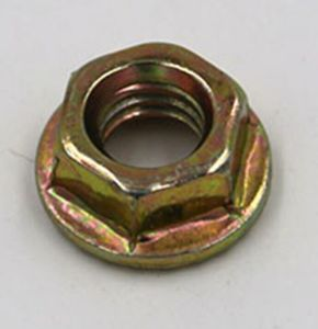 Flange Loack Nuts pictures & photos