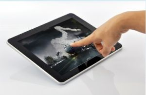 9.7 Inch Build-in 8g Memory Android Dual Core Tablet PC