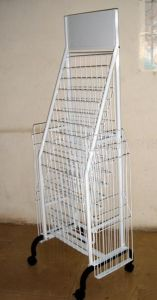 Wire Steel Rack Rack for Display (GDS-033) pictures & photos