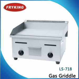 Commercial Stainless Steel Table Top All Flat Gas Griddles pictures & photos