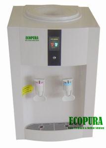 Compressor Cooling Desktop Water Dispenser with VFD Digital Display pictures & photos