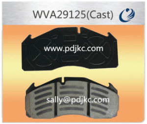 Ceramic Truck Brake Pad 2912505390 pictures & photos