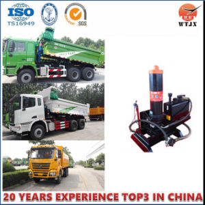 Telescopic Tipping Hydraulic Cylinder for Dump Truck pictures & photos
