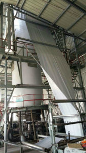 10m X 100m White Silo Cover for Agriculture pictures & photos