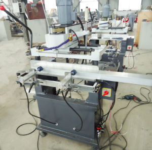 45 and 90 Double Head Saw for Precise Cutting Aluminum pictures & photos