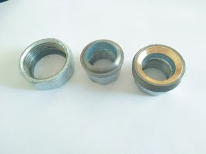 Malleable Iron Pipe Fitting Brass Unions Taper Seat pictures & photos