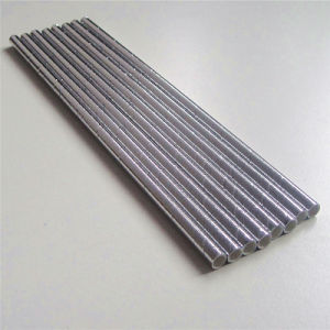 Solid Silver Color 100% Eco-Friendly 6*195mm Paper Straw pictures & photos
