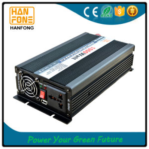 Reverse Polarity Protect DC to AC Inverter Car Converter 1000W pictures & photos