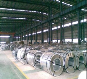 Hot DIP Galvanized Steel Coil Strip/Cold Rolled Steel Coil pictures & photos