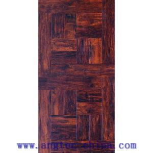Factory Wholesale Elegant Parquet Design Laminate Flooring pictures & photos