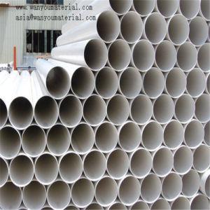 Heat Resistant Plastic Tubing Clear Plastic Tubes Rigid PVC Pipe pictures & photos